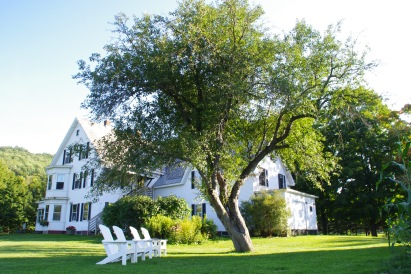 Fun times in the Adirondacks, and at the Farmhouse Inn in Vermont