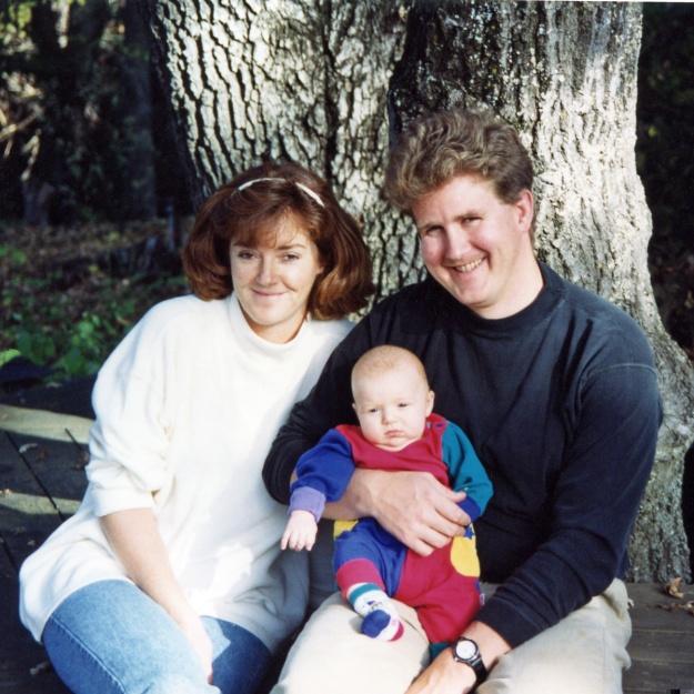 New parents, September 1992