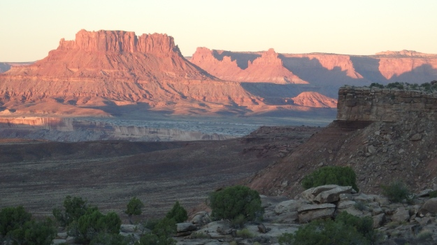 Another day, another sunset in Canyonlands