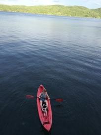 Roscoe's Kayak